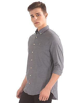 Gant Button Down Collar Regular Fit Shirt