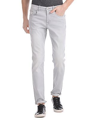 U.S. Polo Assn. Denim Co. Brandon Slim Fit Mid Rise Jeans