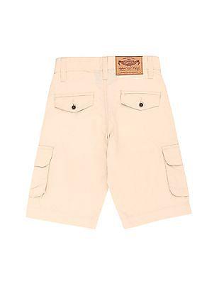 FM Boys Boys Slim Fit Cargo Shorts