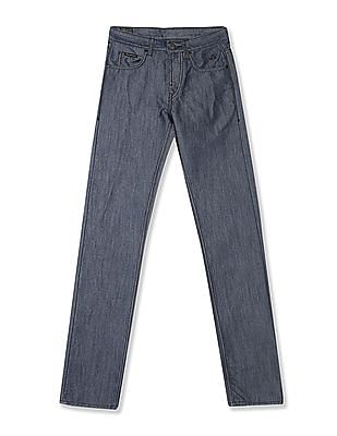 Flying Machine Prince Slim Fit Rinsed Jeans