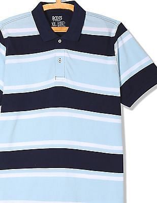 Roots by Ruggers Regular Fit Short Sleeve Polo Shirt