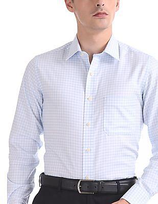 Arrow Regular Fit Check Shirt