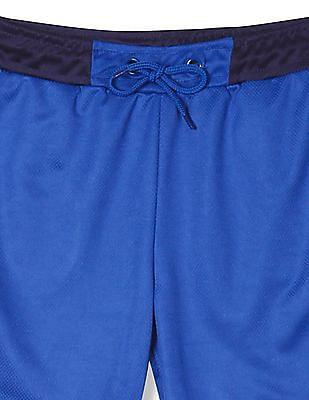 Cherokee Boys Drawstring Waist Panelled Shorts
