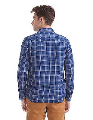 Cherokee Contemporary Regular Fit Check Shirt