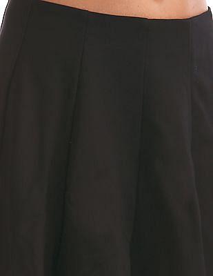 Elle Panelled Mini Skirt