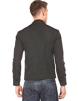 Flying Machine Solid Panelled Jacket