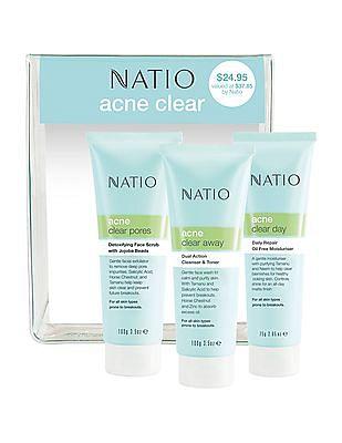 NATIO Acne Starter Pack
