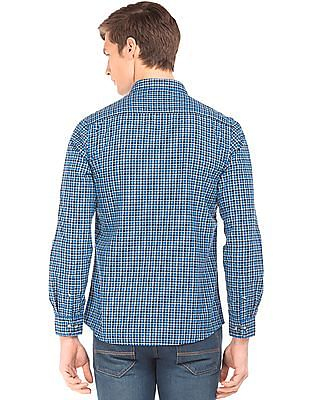 Ruggers Oxford Weave Check Shirt