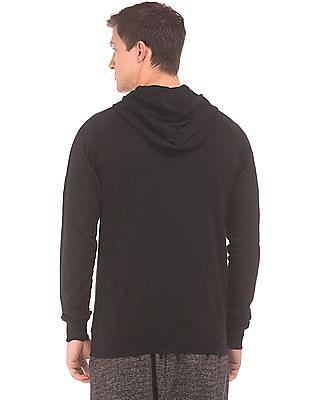 Cherokee Hooded Zip Up Sweatshirt
