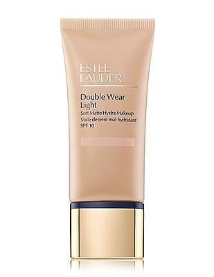Estee Lauder Double Wear Light Soft Matte Hydra Foundation SPF 10 - 1C0 Shell