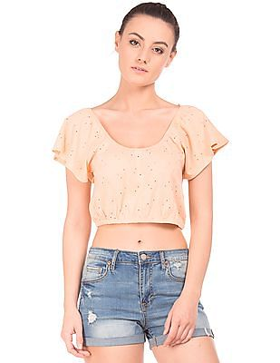 Aeropostale Hakoba Crop Top