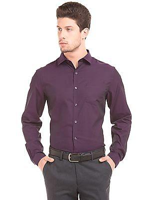 Elitus Jacquard Regular Fit Shirt