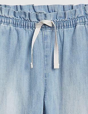 GAP Toddler Girl Denim Pull-On Pants