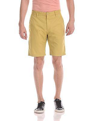 Ruggers Contrast Print Twill Shorts