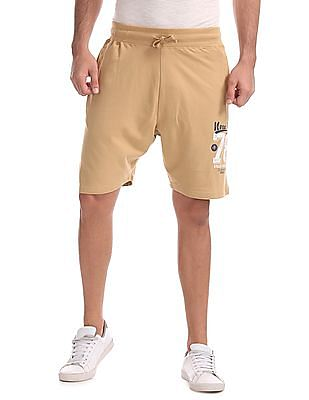 Colt Drawstring Waist Knit Shorts