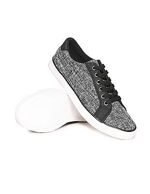 Aeropostale Mid Top Heathered Sneakers
