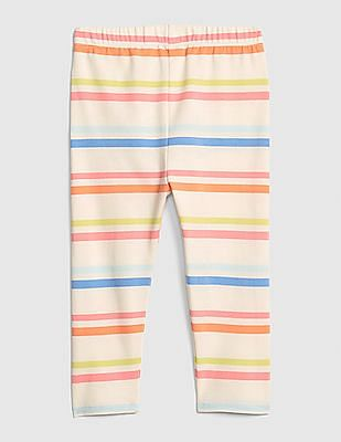 GAP Toddler Girl Capri Leggings in Stretch Jersey