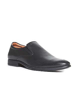 Arrow Wingtip Slip-On Shoes