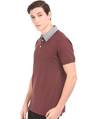 Izod Pique Polo Shirt