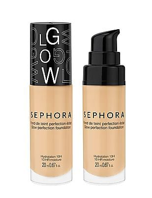 Sephora Collection Glow Perfection Foundation - 10Hr Moisture - Honey