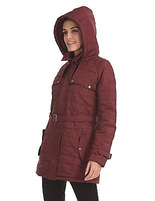 Elle Quilted Puffer Jacket