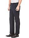 Excalibur Flat Front Regular Fit Trousers