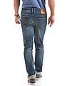 U.S. Polo Assn. Denim Co. Mid Rise Slim Tapered Fit Jeans
