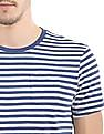 Flying Machine Regular Fit Striped T-Shirt