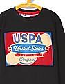 U.S. Polo Assn. Kids Boys Standard Fit Printed T-Shirt