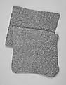 GAP Women Grey Chenille Scarf