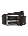 U.S. Polo Assn. Buckle Strap Leather Belt