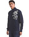 U.S. Polo Assn. Denim Co. Printed Zip Up Sweatshirt