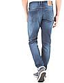 U.S. Polo Assn. Denim Co. Mid Rise Slim Tapered Jeans