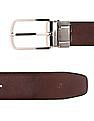 Arrow Reversible Leather Belt