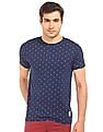 Cherokee Printed Cotton T-Shirt