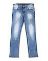 Flying Machine Slim Tapered Mid Rise Jeans