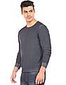 Ed Hardy Slim Fit Round Neck Sweater
