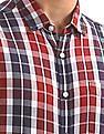 Flying Machine Standard Fit Check Shirt