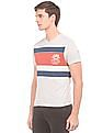 U.S. Polo Assn. Denim Co. Striped Chest Muscle Fit T-Shirt