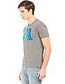 Aeropostale Regular Fit Heathered T-Shirt