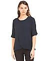 Arrow Woman Tulip Front Dolman Sleeve Top