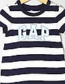 GAP Baby Stripe Shorty One-Piece