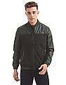 Arrow Newyork Zip Up Bomber Jacket