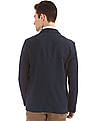 U.S. Polo Assn. Single Breasted Cotton Linen Blazer